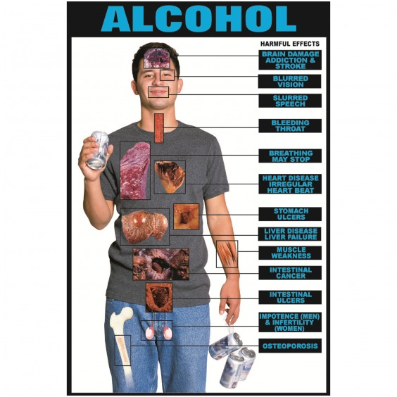 how does alcohol abuse cause cirrhosis