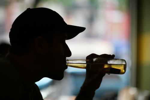 Soldiers Who Kill in Combat Less Likely to Abuse Alcohol